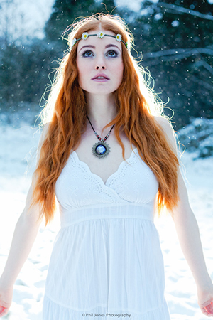 The Snow Maiden by Phil Jones-Photography